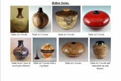 Hollow-forms-design-2, a selection of designs for your imagination.