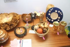 These were the entries for the Experienced class, good number of exhibits and excellent quality.