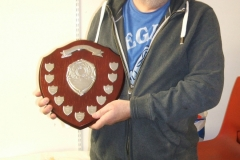 David Hay won the MacGregor shield for the best entry  over all 3 categories in the year 2019.